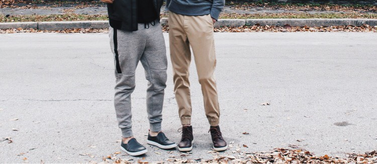 JOGGER STYLE