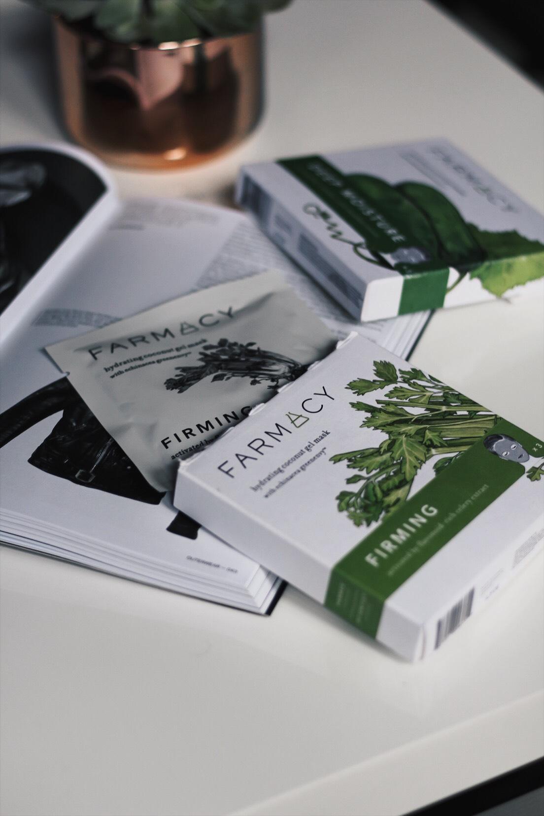 farmacy firming sheet mask