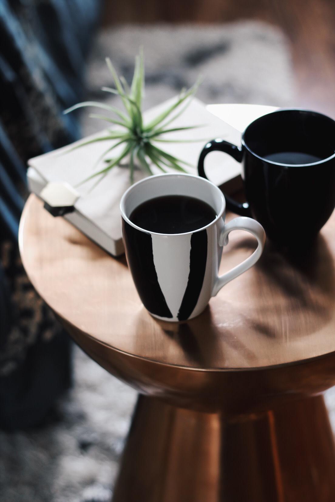 flaylay of coffee