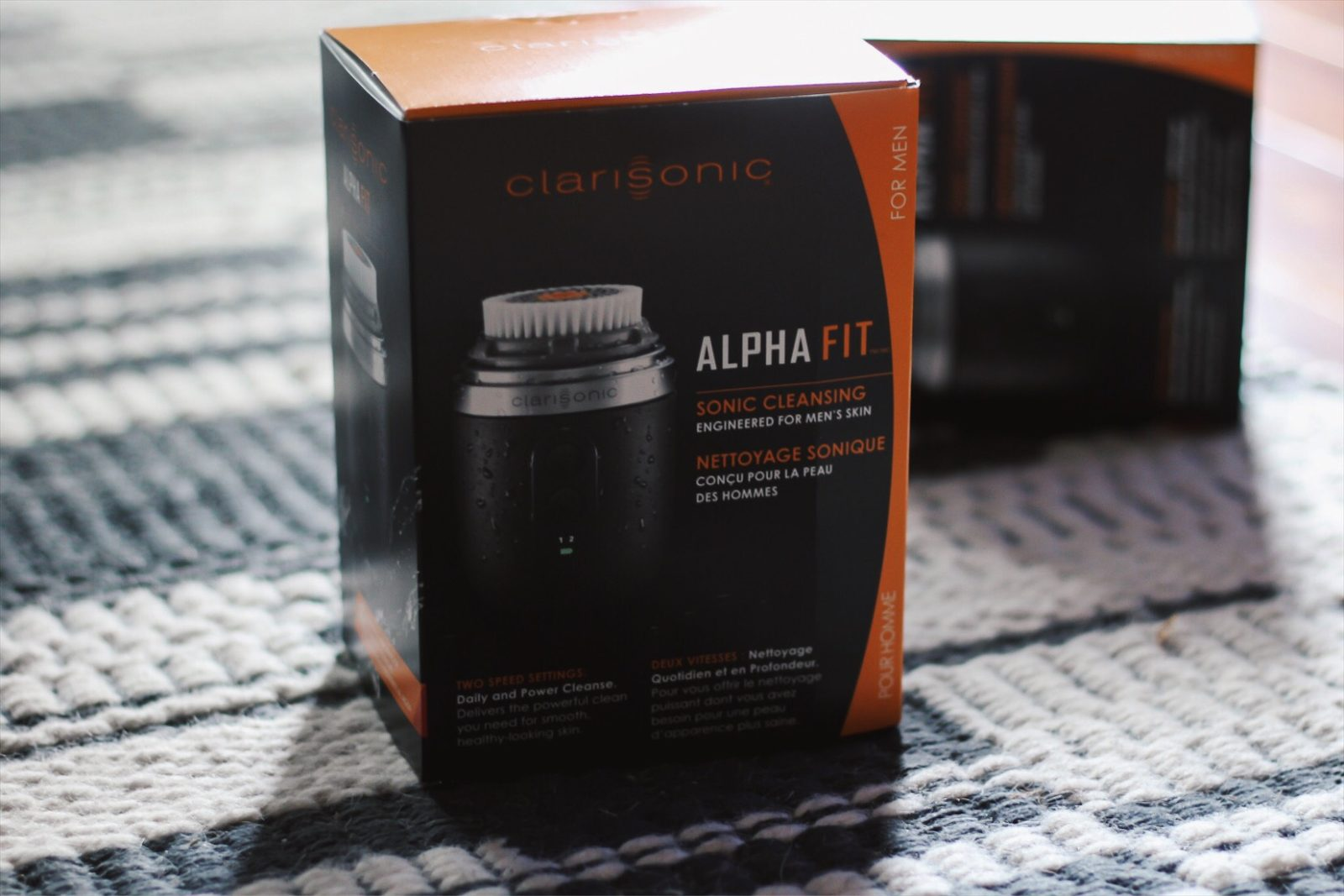 OUR THOUGHTS ON THE CLARISONIC ALPHA FIT