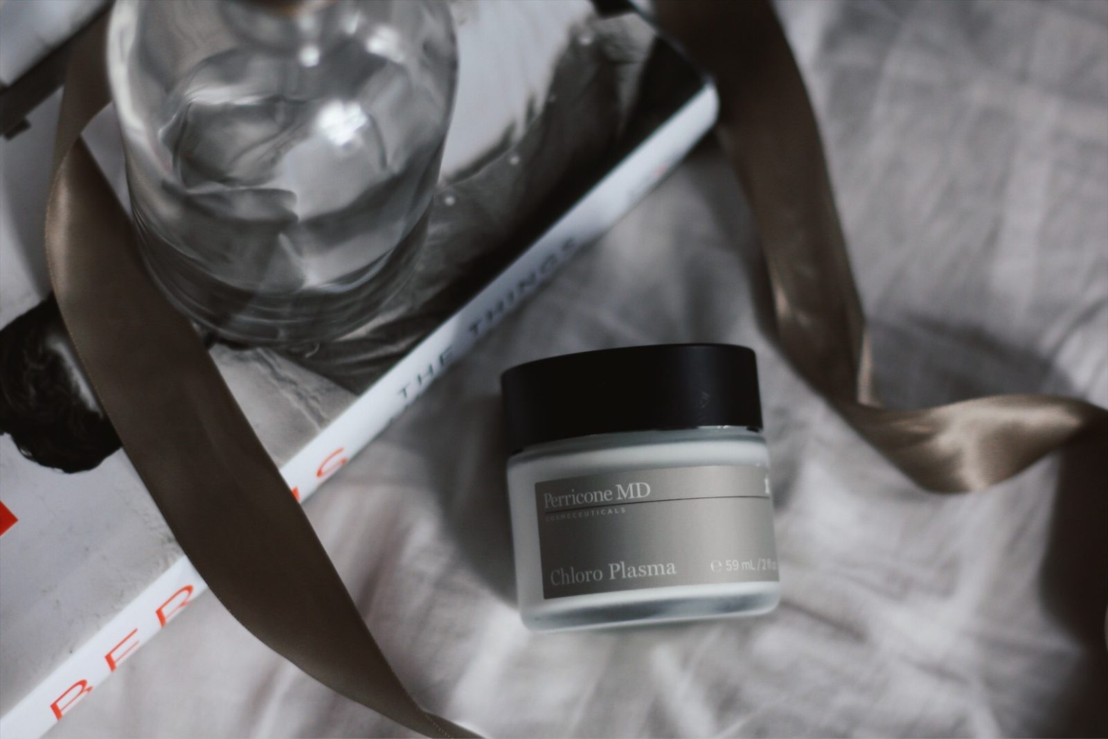MASK MONDAY:  PERRICONE MD CHLORO PLASMA MASK