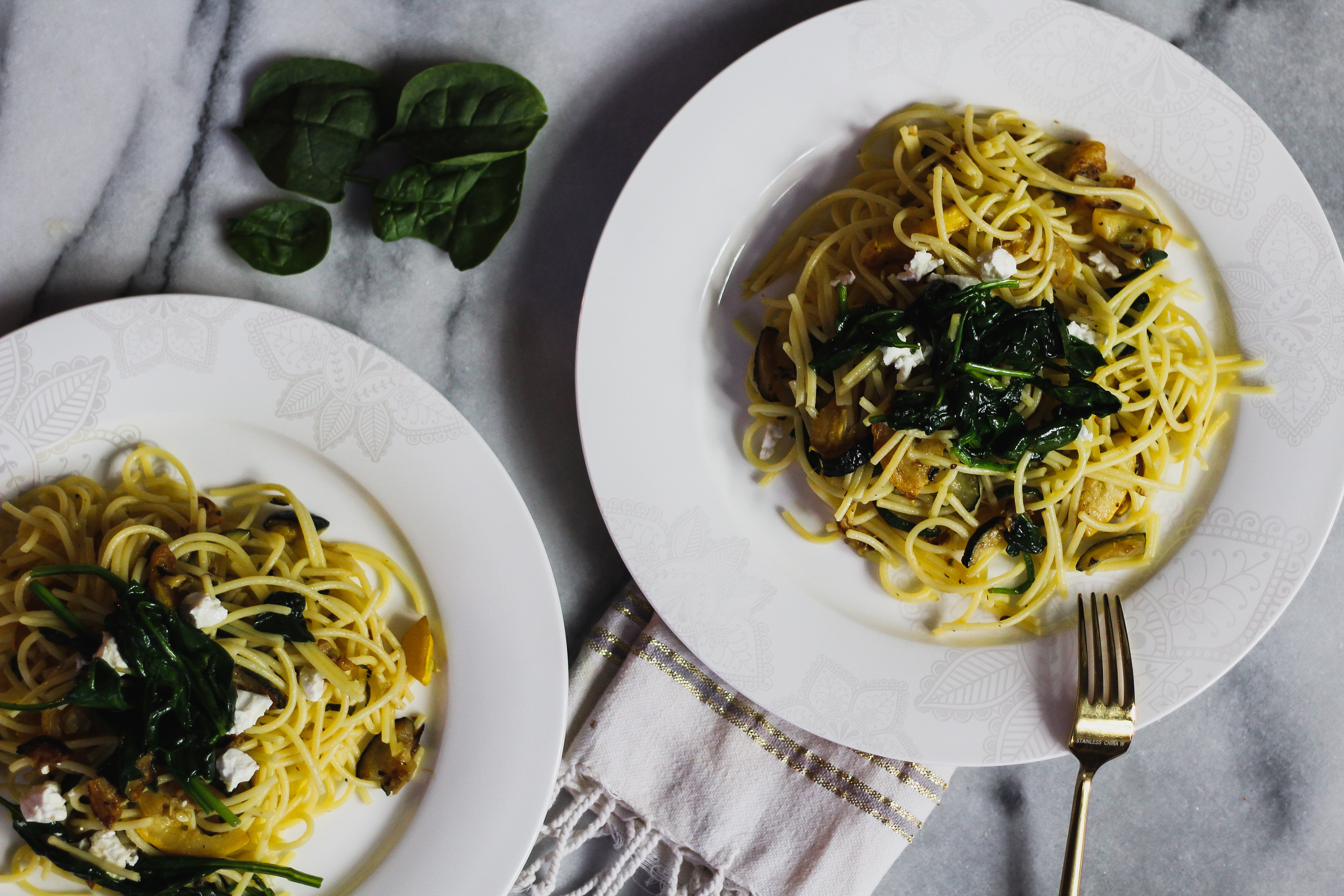 3 simple veggie meals