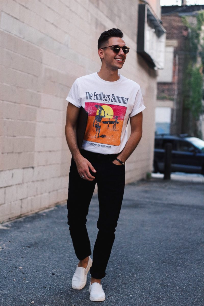 THE GRAPHIC TEE COMEBACK