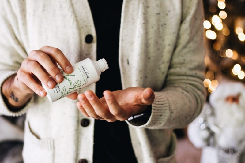 current skin care essentials