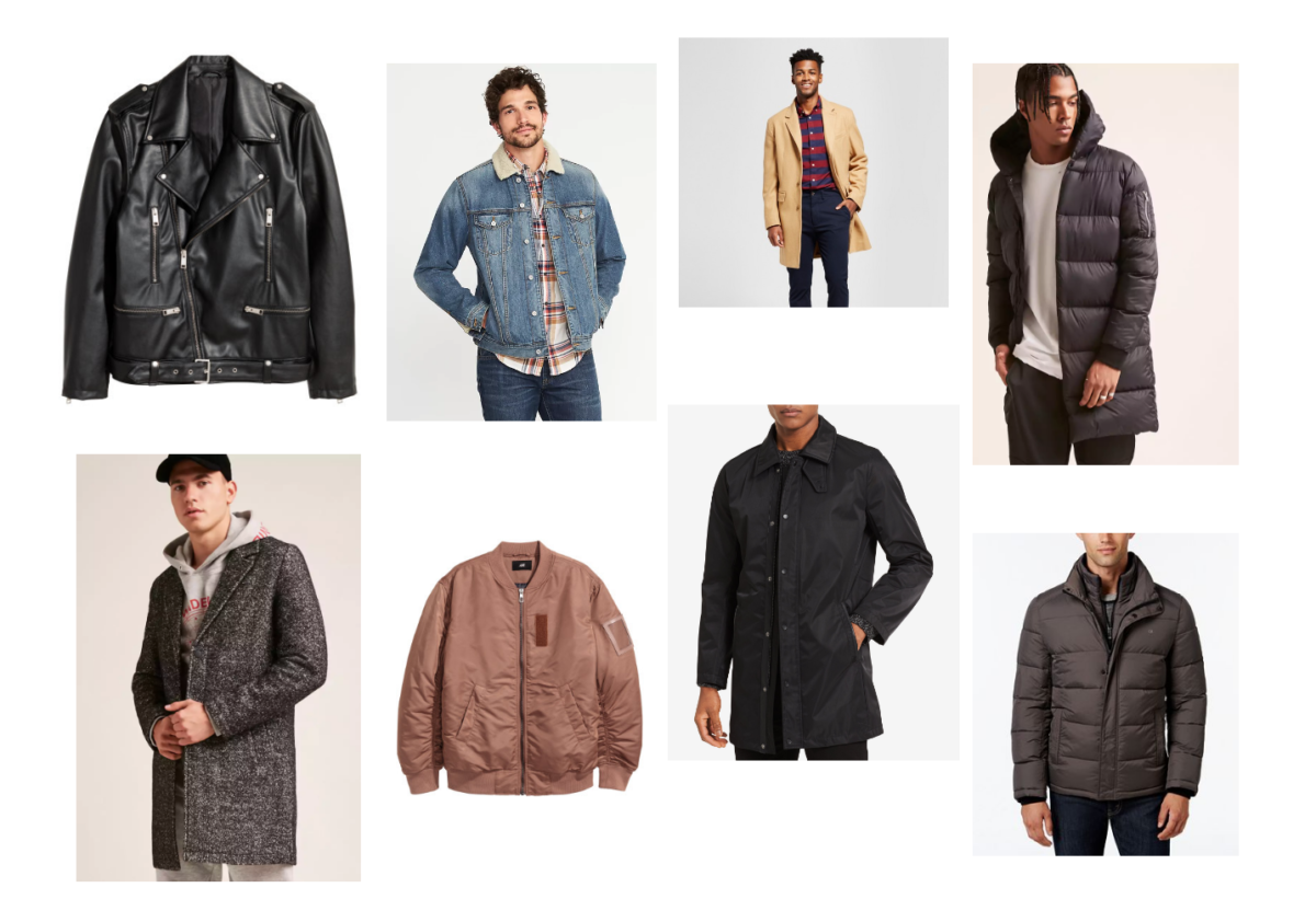 JACKETS & COATS YOU NEED THIS FALL/WINTER