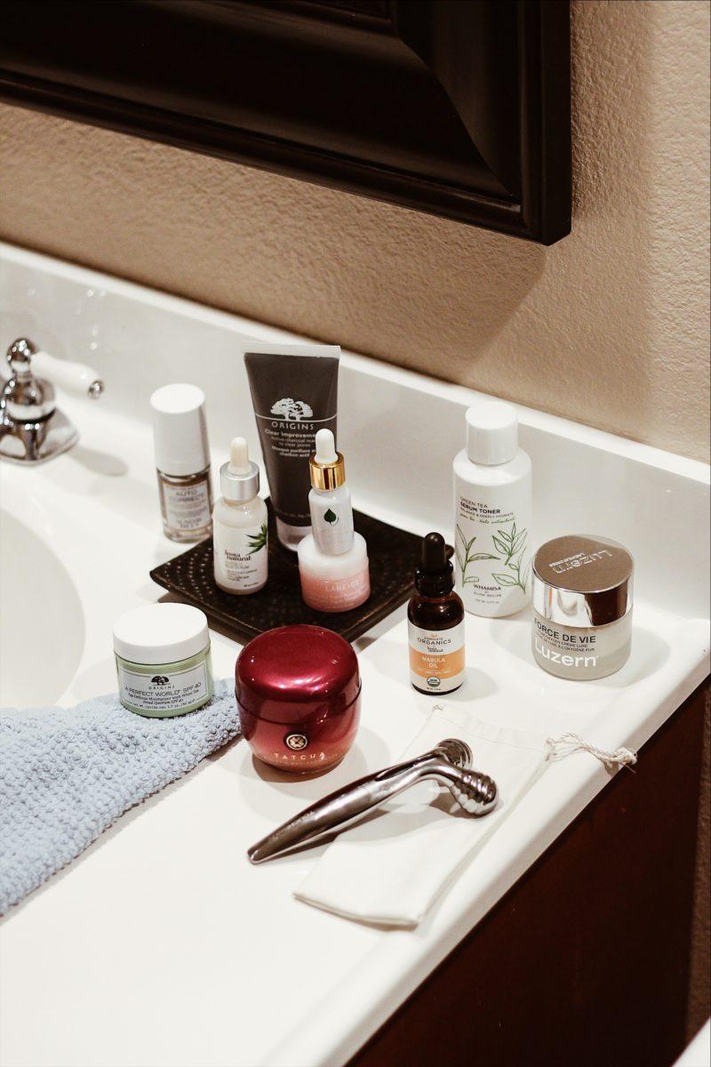 skin care travel essentials