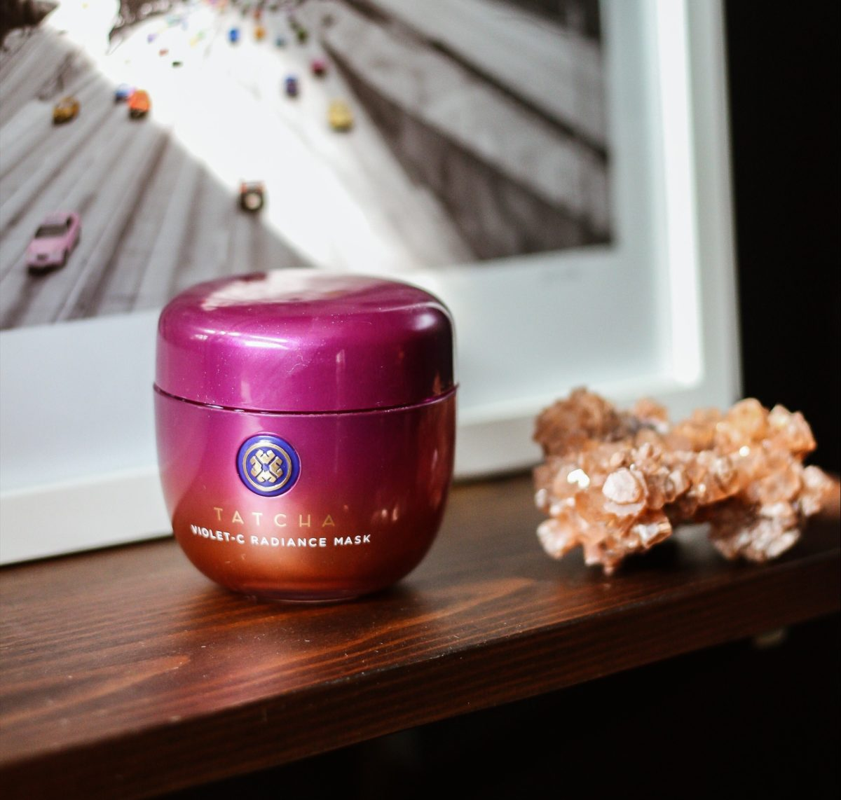 MASK MONDAY: TATCHA VIOLET-C RADIANCE MASK